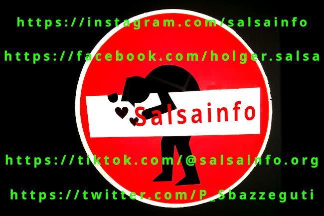 Salsainfo - Linkliste